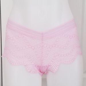 Victoria's Secret Very Sexy Shortie Lace Panties S